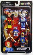 Thundercats (Cosmocats) - Art Asylum Minimates - Lynx-O, Bengali, Pumyra, Ratar-O, Berbil Bert