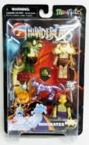 Thundercats (Cosmocats) - Art Asylum Minimates - Slithe, Monkian, Vultureman, Jackalman & Wolfrat