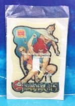 """Thundercats (Cosmocats) - Burger King - Sticker Switch \""""Glow-in-the-Dark\"""""""