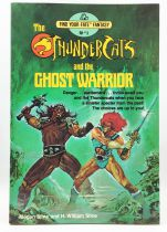 Thundercats (Cosmocats) - Find Your Fate Fantasy (RH#3) - Thundercats and the Ghost Warrior - Random House 1986