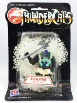 Thundercats (Cosmocats) - Kidworks (Unitoys) Miniatures - S-s-slithe / Krolor (neuve sous blister)