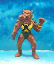 Thundercats (Cosmocats) - Kidworks Miniatures - Jackalman / Shakal (occasion complète)
