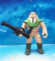 Thundercats (Cosmocats) - Kidworks Miniatures - Tuska Warrior (occasion complète)