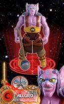 Thundercats (Cosmocats) - LJN - Alluro (loose) - Barbarossa Art