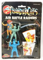 Thundercats (Cosmocats) - Rainbow Toys - Air Battle Raiders (Figurines Parachute)