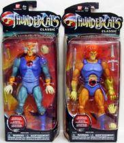 ThunderCats Classic - Bandai - Set of 2 figures : Lion-O & Tygra