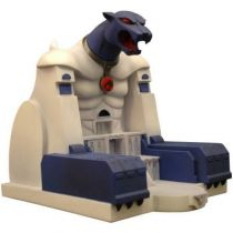 Thundercats Polystone Environment Statue Exclusive - Cat\'s Lair