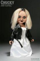Tiffany - Bride of Chucky - Sideshow 18\'\' dolls