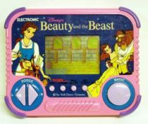 Tiger - Handheld Game - La Belle et la Bête Disney
