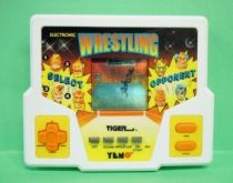 Tiger - Handheld Game - Wrestling
