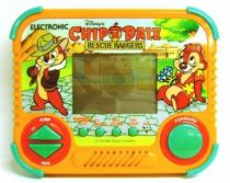 Tiger Electronic - Handheld Game - Chip\'N Dale Rescue Rangers