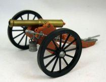timpo_us_cavalerie_nordiste_accessoire_canon_roues_marrons_ref_1005_1012
