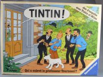 Tintin - Board game - Who kidnapped the professor Calculus ? - Ravensburger Version 1