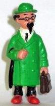 Tintin - Comic Spain Pvc figure - Calculus (faked)