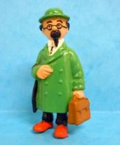 Tintin - Comic Spain Pvc figure - Calculus