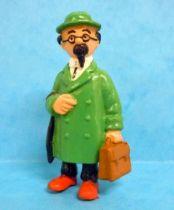 Tintin - Comic Spain Pvc figure - Calculus