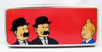 Tintin - Delacre Tin Cookie Box (Rectangular) - Hergé (the World of)