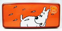 Tintin - Delacre Tin Cookie Box (Rectangular) - Milou