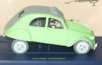 Tintin - Editions Atlas - N° 06 Mint in box Citoen 2CV from The Calcilus Affair