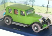 Tintin - Editions Atlas - N� 09 Mint in box green Mitsuhirato\'s limousine from The blue lotus