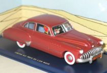 Tintin - Editions Atlas - N° 10 Mint in box red Buick from Land of black gold