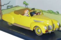 Tintin - Editions Atlas - N� 12 Mint in box Haddock\'s convertible from The 7 crystal balls