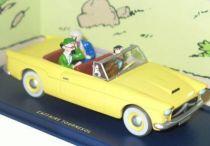 Tintin - Editions Atlas - N° 16 Mint in box Borduran car from The Calculus affair