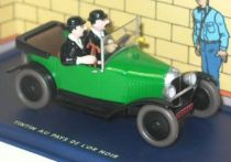 Tintin - Editions Atlas - N° 17 Mint in box Thomson\'s Citroen Torpedo from Land of the black gold