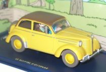 Tintin - Editions Atlas - N° 19 Mint in box Opel Olympia from Ottokar\\\'s sceptre