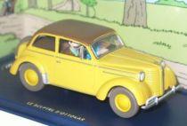 Tintin - Editions Atlas - N° 19 Mint in box Opel Olympia from Ottokar\\\'s sceptre