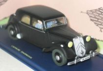 Tintin - Editions Atlas - N° 22 Mint in box Citroen Traction 15/6 from The Calculus affair