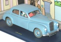 Tintin - Editions Atlas - N° 24 Mint in box Morris 6 from The land of black gold