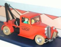 Tintin - Editions Atlas - N° 24 Mint in box Tow Truck from The crab with the golden claws