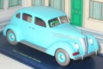 Tintin - Editions Atlas - N° 25 Mint in box Ford Taxi from The 7 crystal balls