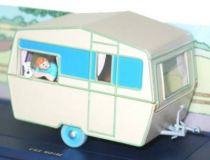 Tintin - Editions Atlas - N° 28 Mint in box Caravan from The black island