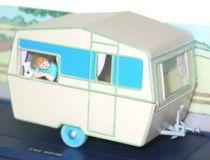 Tintin - Editions Atlas - N° 28 Mint in box Caravan from The black island