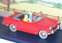 Tintin - Editions Atlas - N° 29 Mint in boxTriumph Herald from The black island
