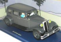 Tintin - Editions Atlas - N� 38 Mint in box limousine going to Nankin from The blue lotus