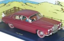 Tintin - Editions Atlas - N° 40 Mint in box Doc Muller\\\'s Jaguar from The black island