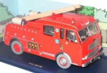 Tintin - Editions Atlas - N° 40 Mint in box Fire engine from The black island