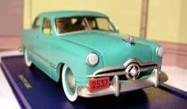 Tintin - Editions Atlas - N� 49 Mint in box Blue Ford from Destination Moon
