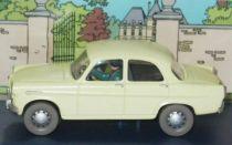 Tintin - Editions Atlas - N° 52 Mint in box Repoter\\\'s Alfa from The Castafiore emerald
