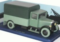 Tintin - Editions Atlas - N° 53 Mint in box Opium truck from The blue lotus