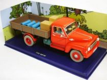 Tintin - Editions Atlas - N° 61 Mint in box Red Truck from Black Island