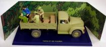 Tintin - Editions Atlas - N° 62 Mint in box Alcazar\'s Truck from Tintin and the Picaros
