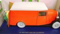 Tintin - Editions Atlas - N° 65 Mint in box Truck from Tintin and the Unicorn\'s Secret