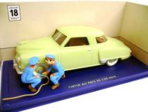 Tintin - Editions Atlas - N° 66 Mint in box Studebaker Commander Regal De Luxe Coupé from The land of black gold