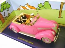 Tintin - Editions Atlas - N° 69 Mint in box Convertible Ford Club V8-78 1937  from King Ottokar\\\'s sceptre