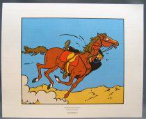 Tintin - Hergé-Moulinsart 2010 - Set of 3 Strip (Comic Art) The Red Sea Sharks extr