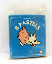 Tintin - LU - Box of pastel pencil